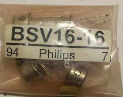 New lot of 7 BSV16-16 Transistor(P6B12)