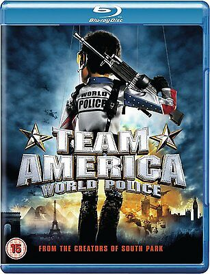 Team America: World Police [Blu-ray] [2004] New & Sealed!