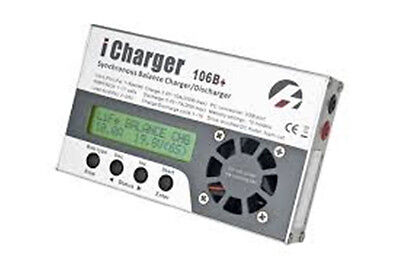 RC Car Multi Battery Lipo ICharger 106B+ 250W 6s Balancer/Charger for Battery