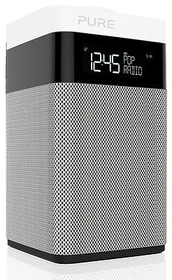 Pure Pop Midi DAB FM Digital Radio Alarm Clock