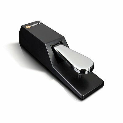 M-Audio SP-2 Sustain Pedal with Piano Style Action for Keyboards by M-Audio OOO