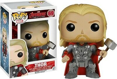 Avengers 2 Age of Ultron - Thor Pop! Vinyl Figure NEW Funko Marvel