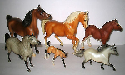 Mixed Play Lot Used BREYER Model Horse / Horses Lot
