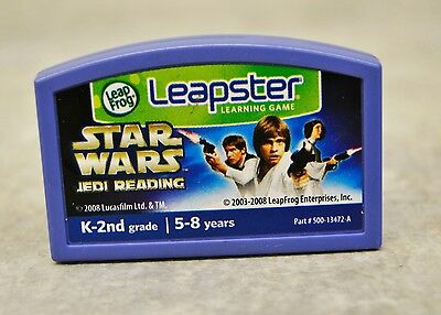 LeapFrog Leapster Learning Game: Star Wars Jedi Reading