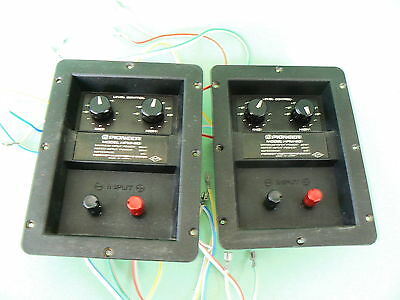 PIONEER HPM-60 CROSS OVERS -- ORIGINAL PARTS -- TESTED