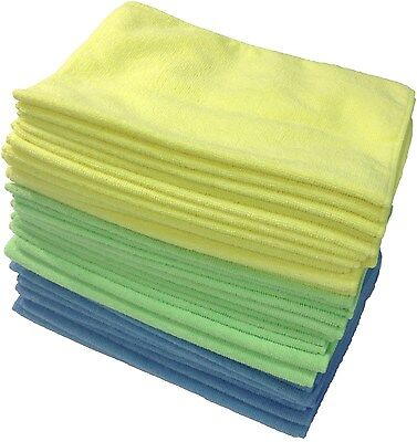 Zwipes Microfiber Cleaning Cloths | All-Purpose | Assorted Colors | 36 Pack NEW