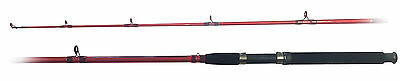 Fladen Fission Boat Sea Rod 2.1m 7ft Wreck Game Fishing 20-30lbs 2 Section