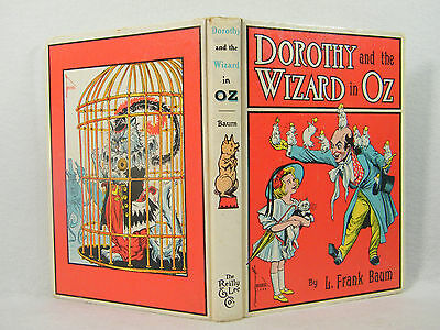 DOROTHY AND THE WIZARD IN OZ 1965 HC GOOD COND