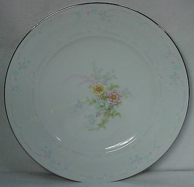NORITAKE china ANTICIPATION 2963 pattern DINNER PLATE 10-1/2""