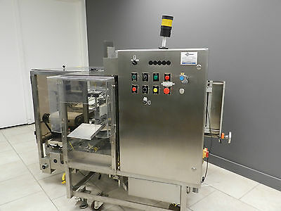 Wetter Automation tray erector - packer