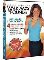 Leslie Sansone: Walk Away the Pounds - Ultimate Collection [W DVD Region 1, NTSC