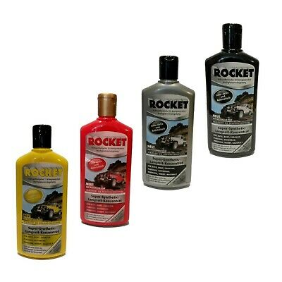 "Autopolitur ""Rocket"" 24 x 500ml Super Synthetic - Langzeit Konzentrat"
