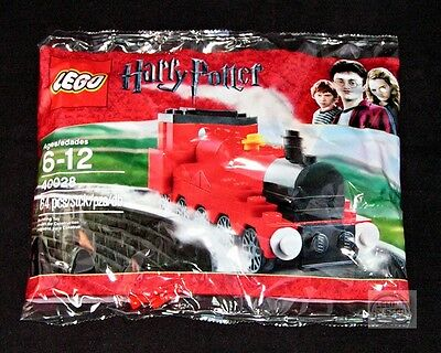 LEGO Harry Potter:  Mini Hogwarts Express, 40028, New, Sealed, (Train, Track)