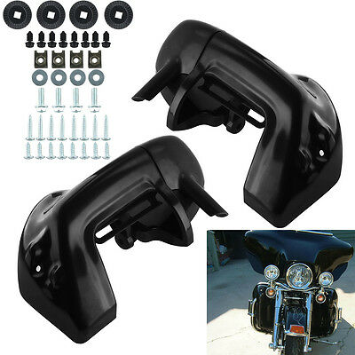 Lower Fairing Carenatura per Harley Touring Road King Electra Glide FLHR FLHT