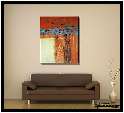 ABSTRACT MODERN PAINTING CONTEMPORARY ART.....READY TO HANG!.....ELOISExxx