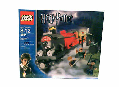 Lego Harry Potter #4758  Hogwarts Express  New Sealed