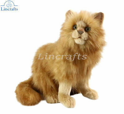 Hansa Red,Ginger Cat 4223 Plush Soft Toy Sold by Lincrafts. Established 1993