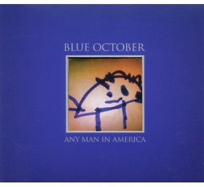Any Man In America - Blue October (2011, CD New) 4029759069935
