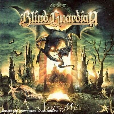 Twist In The Myth - 2 DISC SET - Blind Guardian (2006, CD New)