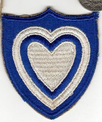 Original US ARMY WWII Korea War era  24th Corps Division Patch  Infantry