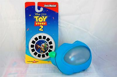 Toy Story 2  2 Collectible 3D Reels Viewmaster View-Master Mattel 1998 1999  bc4