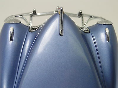 Rare Show Car Lincoln Ford Vintage Classic Mint Franklin 1 24 Carousel Blue HDS