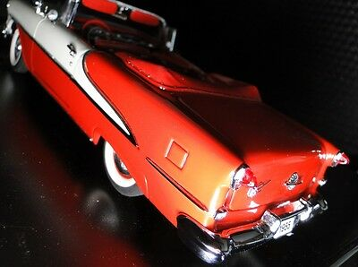 Olds 88 Oldsmobile 1950s Rare Show Car Vintage Classic Sport 1 24 Carousel Red