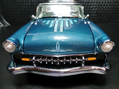 Ford Mercury 1950s Hot Rod Rare Custom 1 24 Scale Diecast Model Show Car TRS