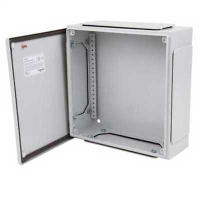 Armadillo Outdoor Power Box 325mm x 235mm x 190mm Weatherproof Enclosure Port
