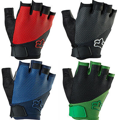 Fox Reflex Gel Short Finger Mtb Bike Bicycle Cycling Gloves 2015