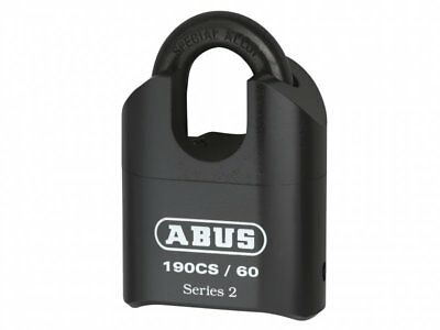 Abus 190/60 Combination Padlock Closed Shackle Carded 35833