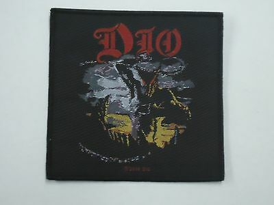 Dio Murray Woven Patch