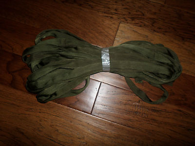 U.s Military Heavy Duty Nylon Straps 1 Inch  X 58 Feet From Cargo Parachutes