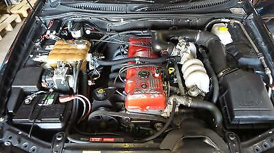 FORD FALCON ENGINE 4.0 6CYL, 164kw, NON-VCT {RED ROCKER COVER}, AU, 09/98-09/02