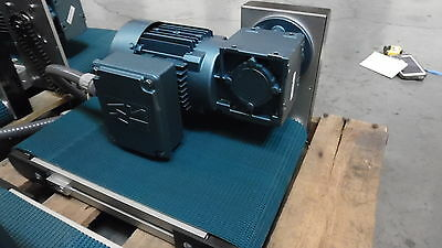 MK Automation Inc Conveyor Belt Assembly w/ Eurodrive Motor Drive Inverter