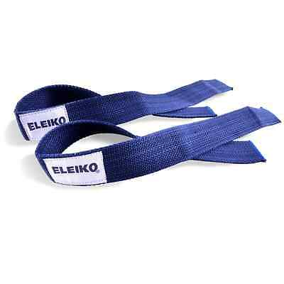 Eleiko Lifting Straps - weightlifting powerlifting gym weight