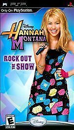 Hannah Montana: Rock Out the Show - Sony PSP by Disney