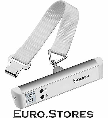 Beurer LS 10 Luggage Scale Small & Handy Ideal For Travelling GENUINE NEW