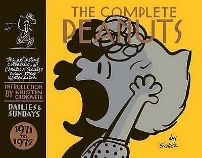 The Complete Peanuts Volume 11: 1971-1972 - Charles M. Schulz - 9780857864079