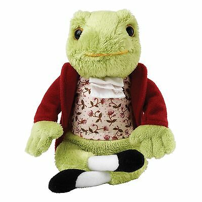 Gund A27373 Beatrix Potter Plush Mr Jeremy Fisher Small
