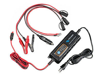 Victron Automotive Battery Charger IP65 12V/4A Spill Dust Water RESISTANT