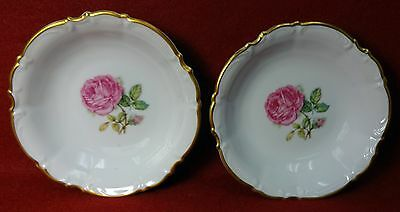 HUTSCHENREUTHER china THE DUNDEE pattern Fruit/Dessert/Berry/Sauce Bowl @5 3/8""