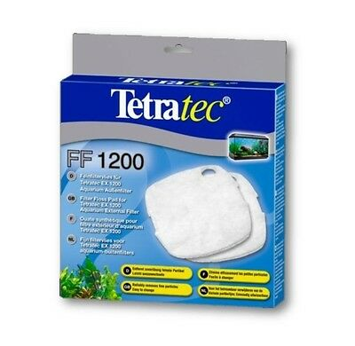 TetraTec External Filter Floss Pad Media EX1200 Tetra 1200 Fish Tank