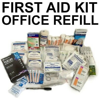 First Aid Kit FULL REFILL NATIONAL WORKPLACE OFFICE OHS WHS