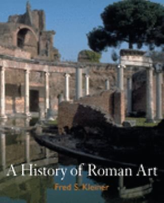 A History of Roman Art, Kleiner, Fred S., Good Book