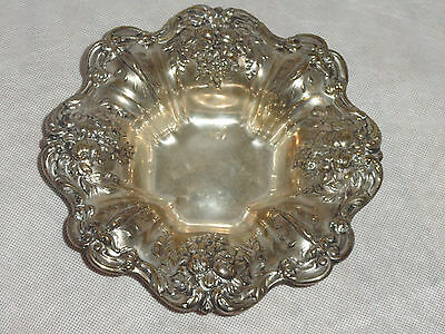 Antique Reed & Barton X569 Francis I Sterling Silver Bowl