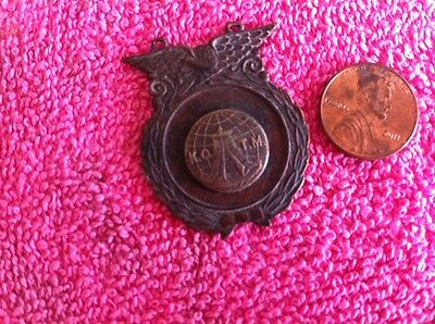 Knights of the Maccabees Medal Vintage
