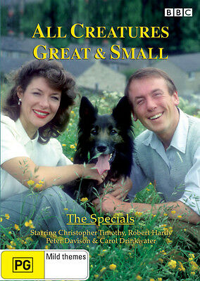 All Creatures Great and Small: The Specials * NEW DVD * (Region 4 Australia)