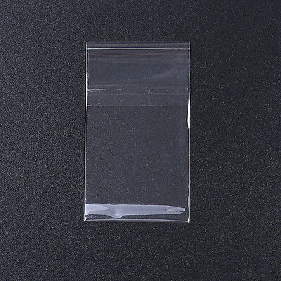 500pcs Wholesale Charms Self Sealable Plastic Seal Bags Fit Jewelry Package L