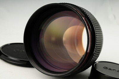 Canon New FD 85mm F1.2 L Lens [VERY GOOD] from Japan #34967